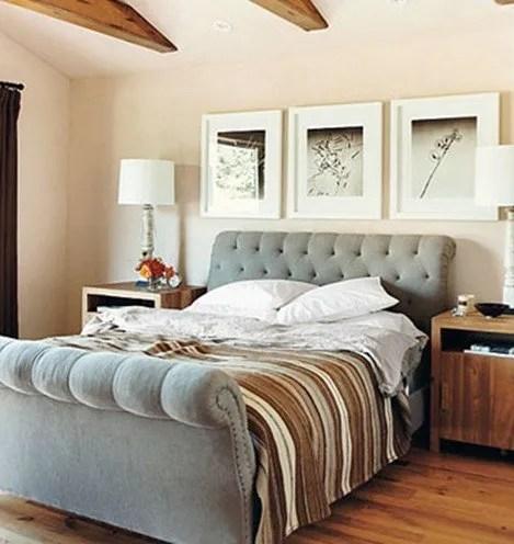 Cabeceros cama modernos