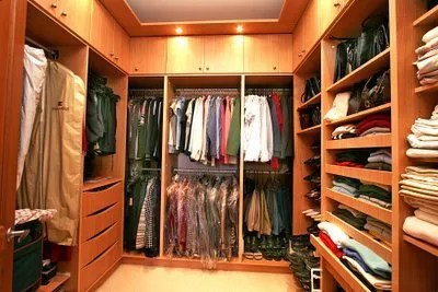 Walking Closet  espaciohogarcom