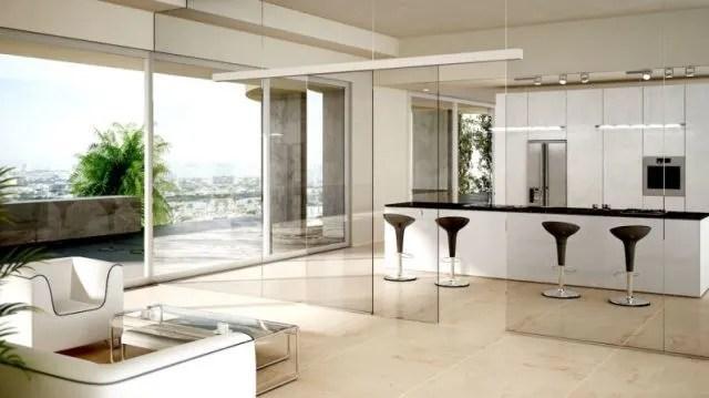 Cmo dividir ambientes de forma moderna y sofisticada