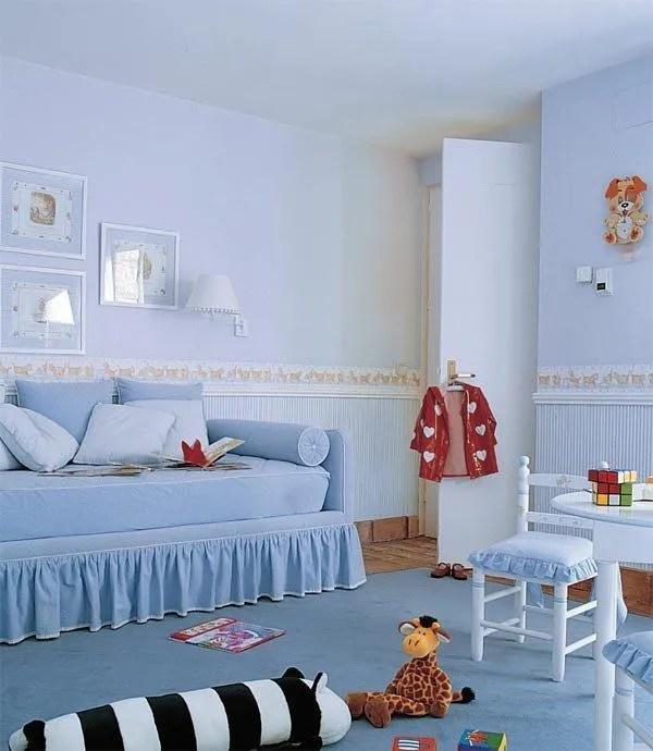 Decoracin de dormitorios para nios  Tendencias 2019