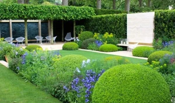 de 100 Fotos con ideas de Decoracin de jardines
