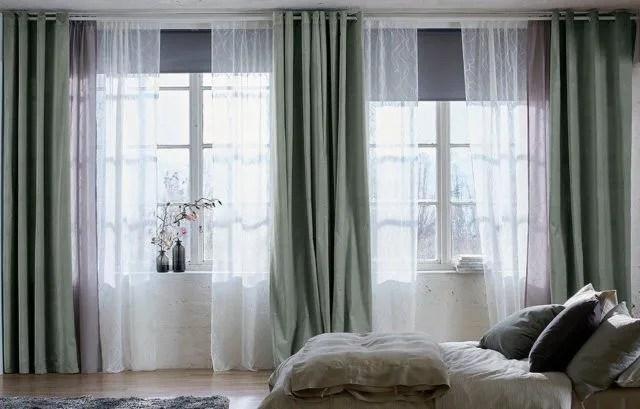 35 Ideas de decoracin Cortinas para el Dormitorio 2019