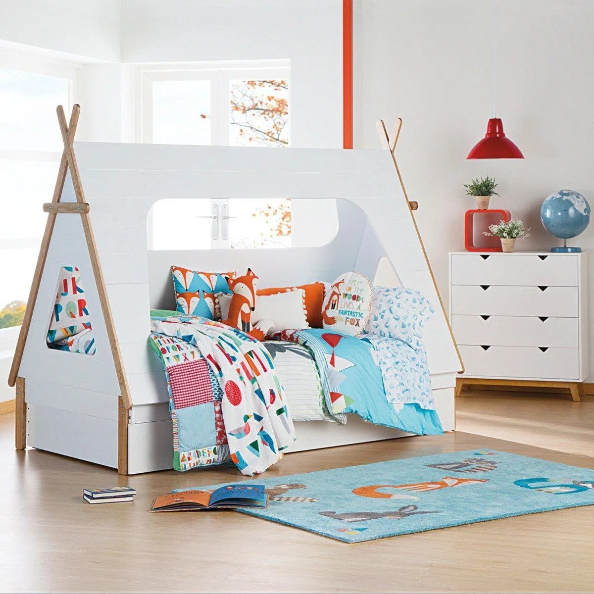 Decoracin de dormitorios para nios  Tendencias 2018