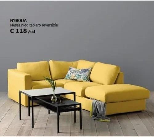 Muebles auxiliares IKEA 2019  EspacioHogarcom