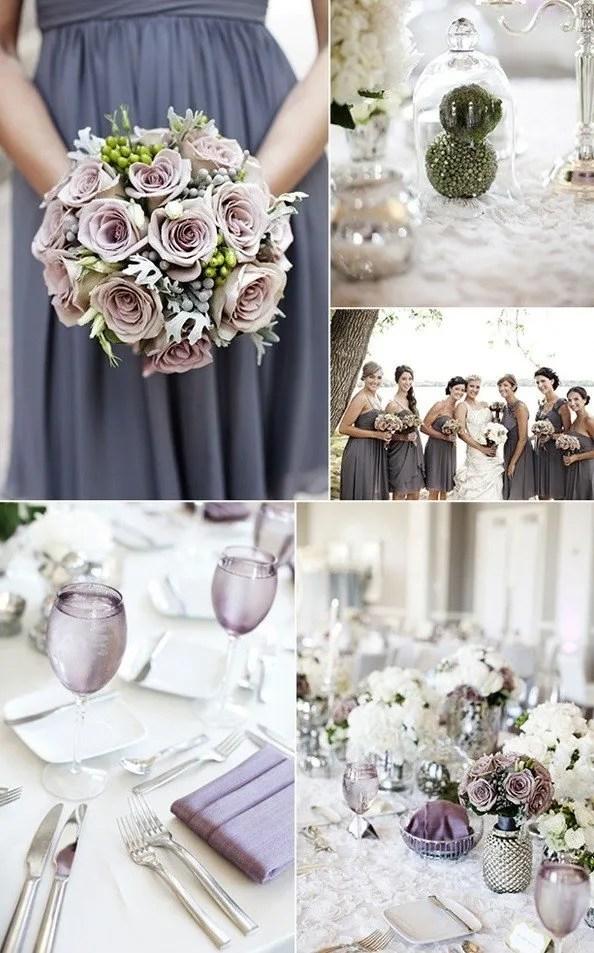 Los colores ms bonitos para decorar una boda en 2019