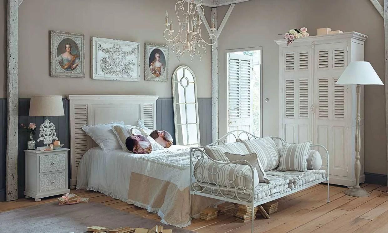 Cmo decorar dormitorios vintage 2019 con estilo  Fotos