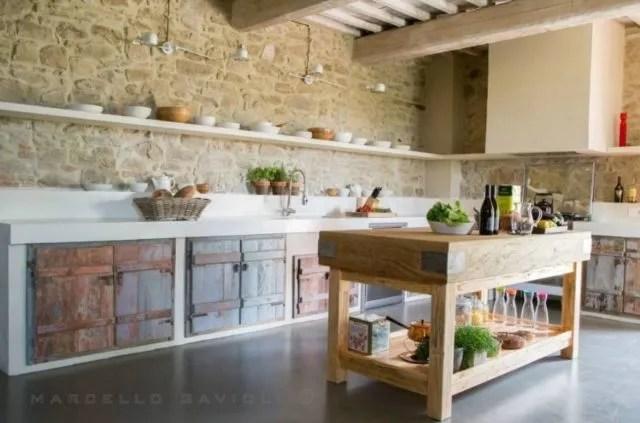 Cucine Muratura Foto