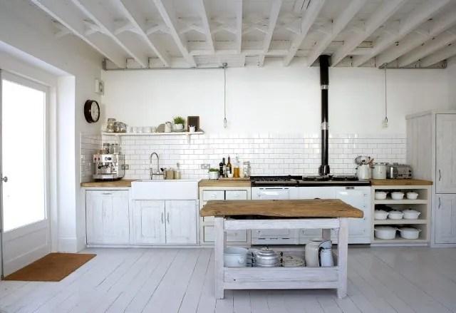 de 100 fotos con ideas de cocinas de obra que te van a