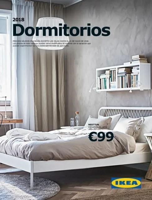Catlogo dormitorios IKEA 2019 y novedades mensuales
