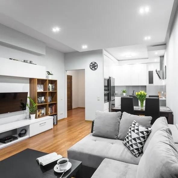 10 ideas de planos de casas o pisos de una sola planta  EspacioHogarcom