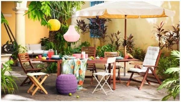catalogo de terraza y jardin ikea