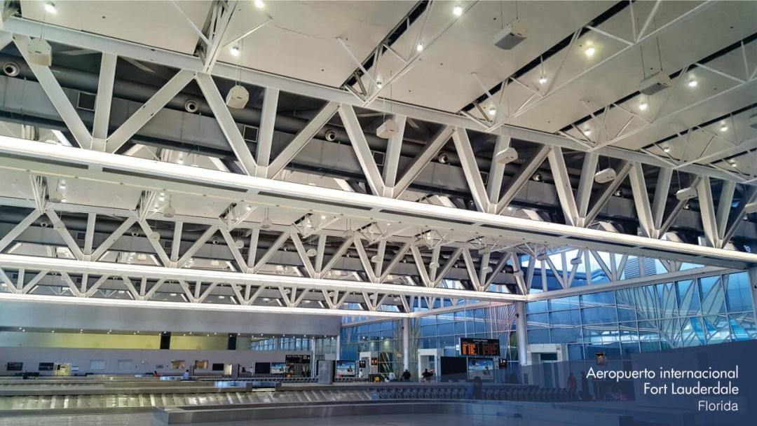 Aeropuerto internacional - Miami