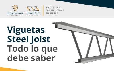 Viguetas Steel Joist – Todo lo que debe saber