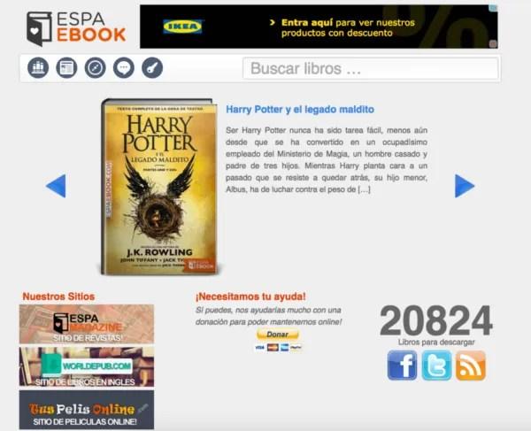 Las 10 Mejores Paginas Para Descargar Libros Gratis