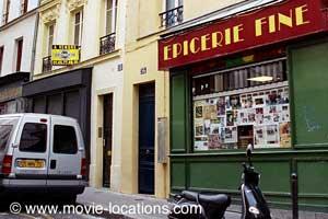 2 Apartamento de Amelie Rue des Trois Freres