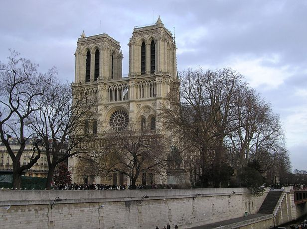2.- Notre Dame