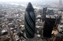 Topping-Out Ceremony For The City Of London's Tallest Building