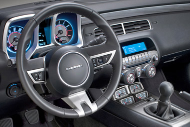 Chevrolet Camaro (3/4)