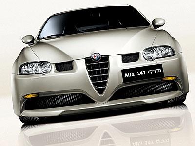 Alfa Romeo 147 GTA vs Ford Focus RS (1/6)