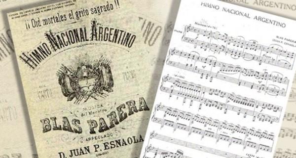 himno nacional escuela
