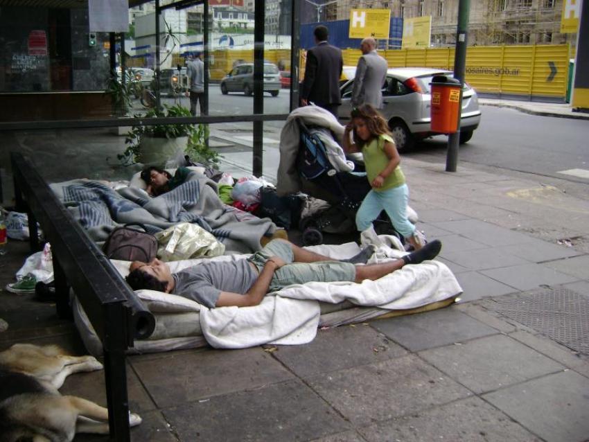 pobreza en caba