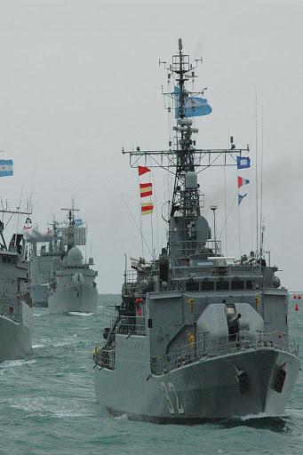 armada argentina buque