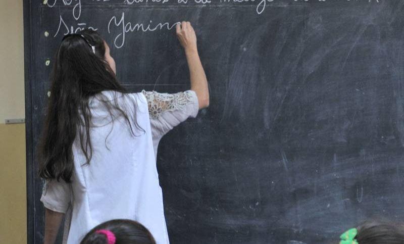puntaje docente maestras