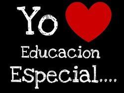 educacion especial amor