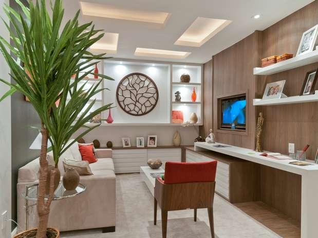sala de tv  Espao Casa