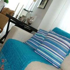 Sofa Cinza E Almofadas Coloridas Sleeper Under 500 Sofá Grafite Espaço Casa