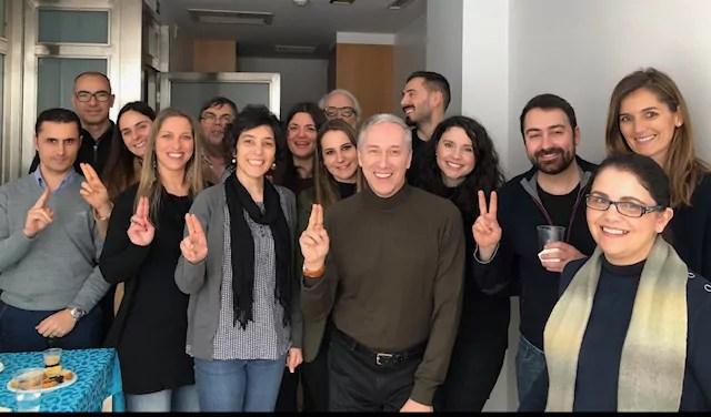Foto grupo Porto