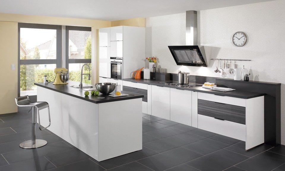 Cozinha Moderna E Contemporânea :: Fotos E Imagens