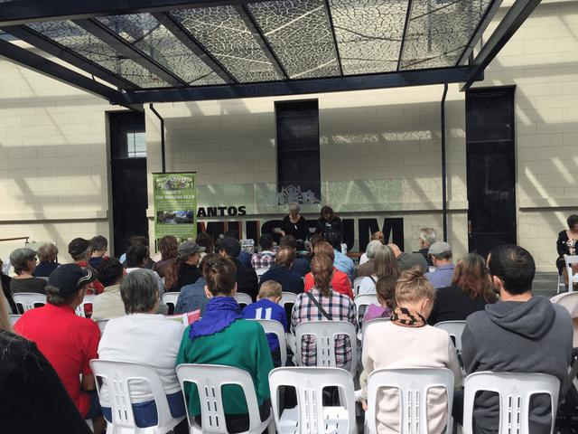 Diggers club Adelaide