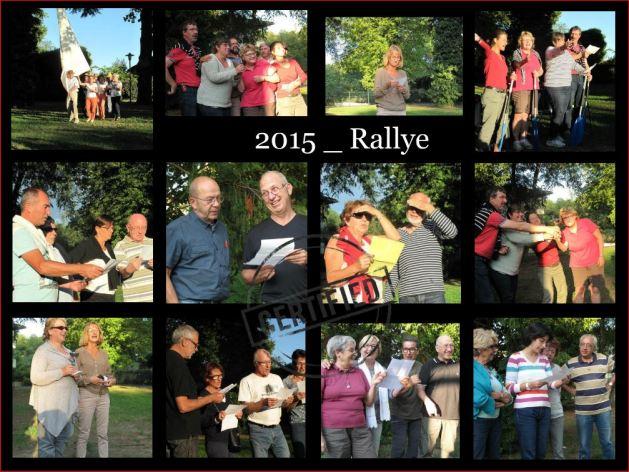 2015 - Rallye
