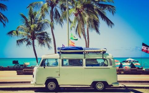 vacances espagne camion