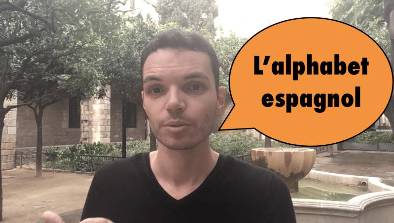 alphabet espagnol