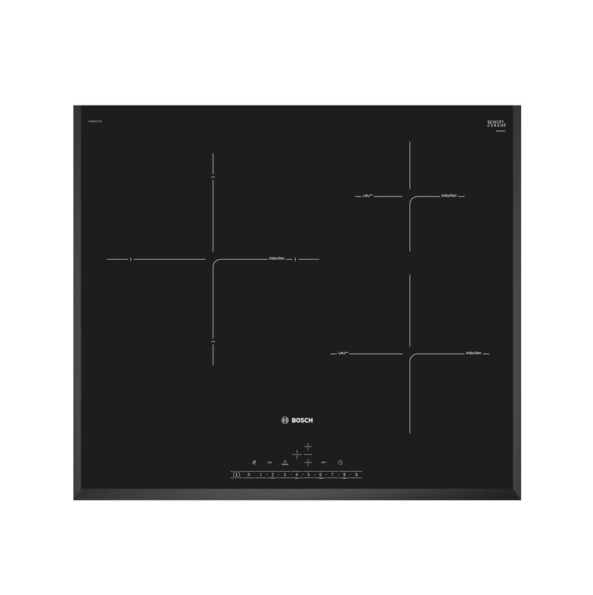 Placa de Induccin Bosch PIJ651FC1E  espai ren