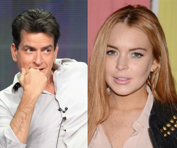 Lindsay Lohan e Charlie Sheen protagonizam Scary Movie 5