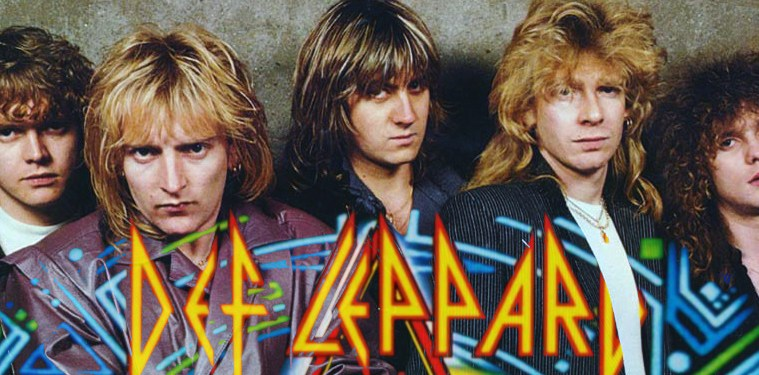 review cover def leppard