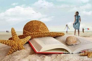 praia-livros