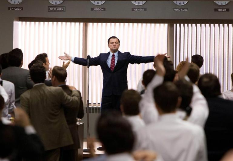 DiCaprio - Wolf of Wall Street