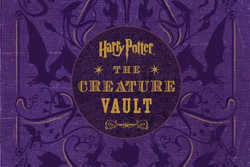Harry Potter Creature Vault