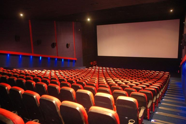 Cadeiras do Cinema