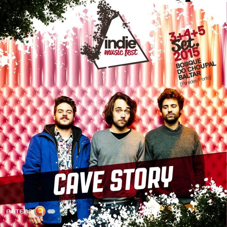 Cave Story no Indie Music Fest