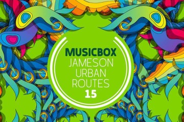 Jameson-Urban-Routes