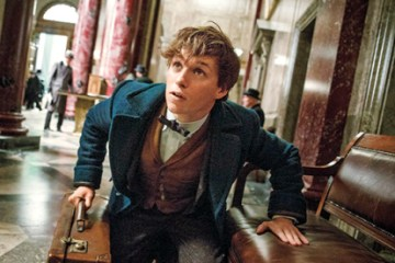 Eddie Redmayne Fantastic Beasts and Where to Find Them / Monstros Fantásticos e Onde Encontrá-los
