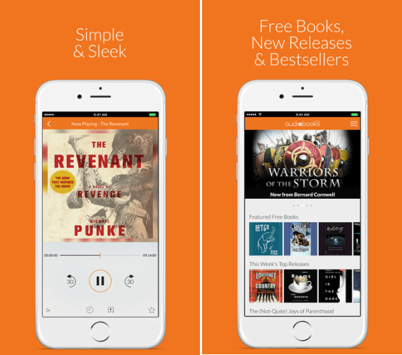 Audio Books by Audiobooks.com