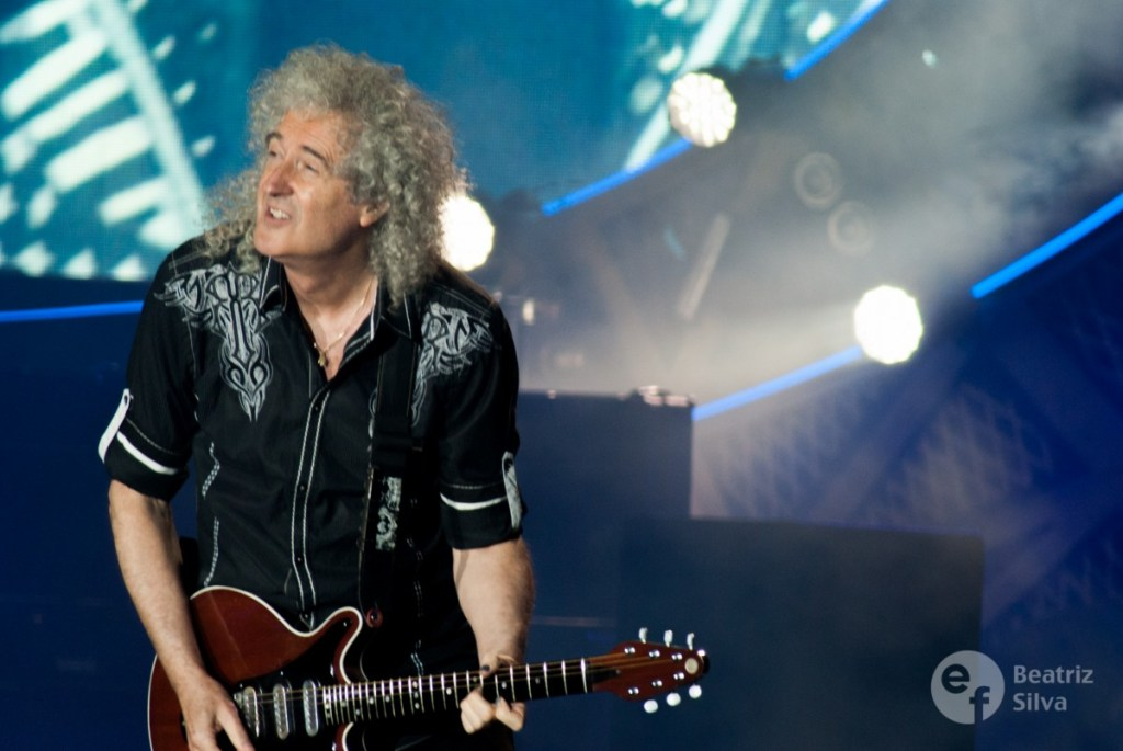 Rock in Rio Lisboa 2016 - Brian May