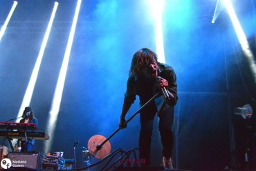 Vodafone Paredes de Coura 2016 - Cage The Elephant