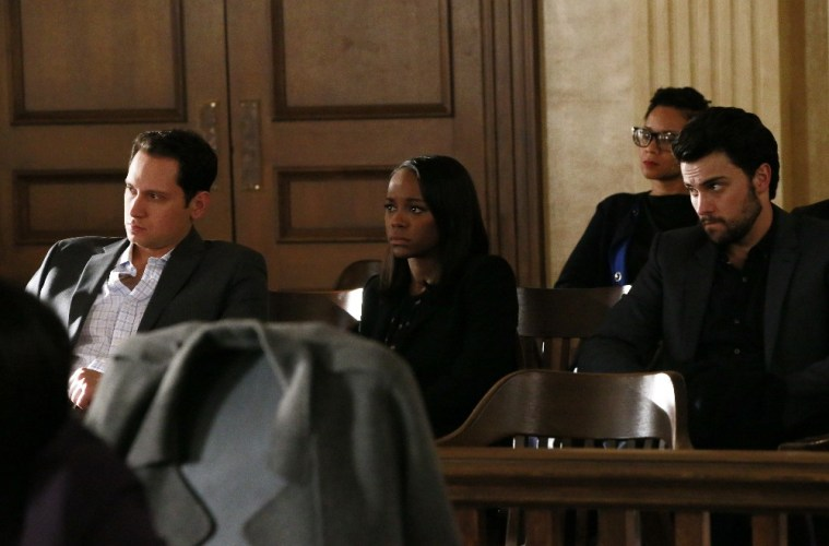 MATT MCGORRY, AJA NAOMI KING, JACK FALAHEE